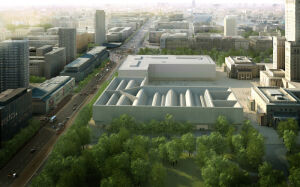 Miasto zerwało umowę z Kerezem Co z Muzeum Sztuki Nowoczesnej?