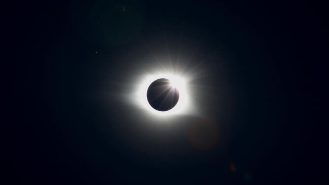 Dziś obrączkowe zaćmienie Słońca