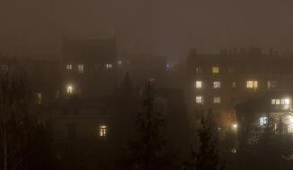 Sobotni wieczór ze smogiem. W wielu miejscach źle się oddycha
