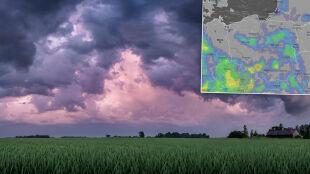 Pogoda na 5 dni: upał nieco zelżeje, ale do Polski wkroczą burzowe fronty