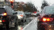 Pogoda drażni kierowców w niemal całym kraju